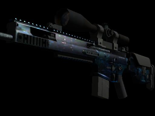 SCAR-20 | Grotto