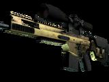 SCAR-20   Brass (Well-Worn)