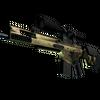 SCAR-20   Brass <br>(Battle-Scarred)