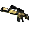 SCAR-20 | Brass <br>(Factory New)