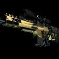 SCAR-20 | Brass <br>(Factory New)