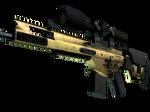 SCAR-20 Brass