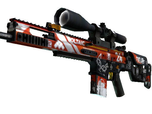 Classified SCAR-20 Bloodsport