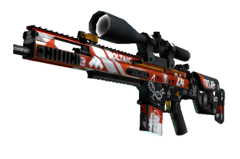 Buy SCAR-20 | Bloodsport (Field-Tested)