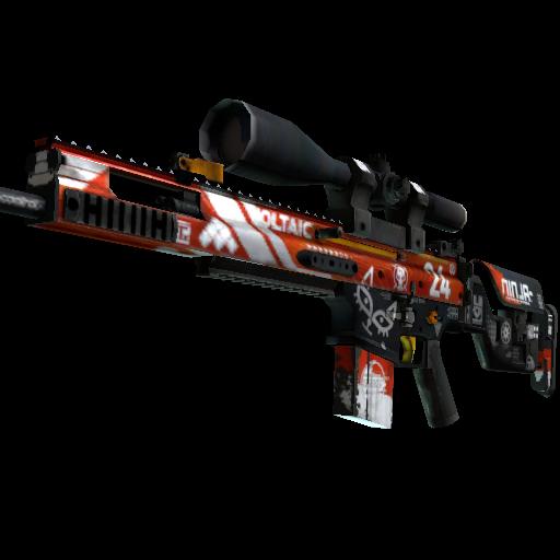 SCAR-20 | Bloodsport - gocase.pro