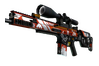 SCAR-20 | Bloodsport (Well-Worn)