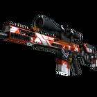 SCAR-20 | Bloodsport (Minimal Wear)