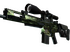 sell CS:GO skin StatTrak™ SCAR-20 | Green Marine