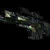 SCAR-20   Green Marine <br>(Battle-Scarred)