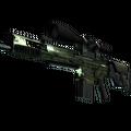 SCAR-20 | Green Marine <br>(Well-Worn)