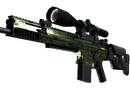 SCAR-20   Green Marine