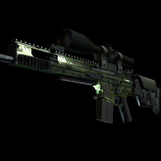 SCAR-20 | Green Marine - gocase.pro
