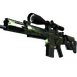 SCAR-20 | Green Marine (Field-Tested)