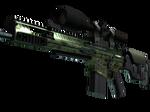 SCAR-20 Зеленый морпех