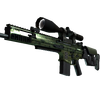 SCAR-20 | Green Marine <br>(Factory New)