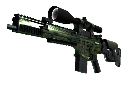 SCAR-20 | Green Marine (Factory New) Prices