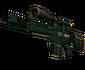 StatTrak™ SCAR-20 | Powercore (Battle-Scarred)