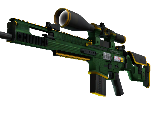 SCAR-20 | Powercore Factory New