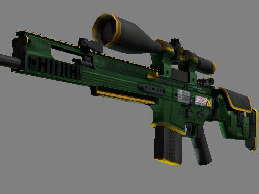 SCAR-20 | Генератор (После полевых испытаний)