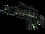 SCAR-20   Outbreak (Battle-Scarred)