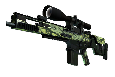 SCAR-20 | Outbreak (Well-Worn) Prices