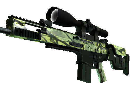 SCAR-20 | Outbreak (Battle-Scarred)