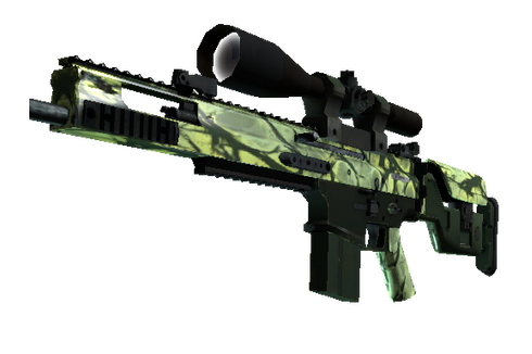 SCAR-20 | Outbreak (Minimal Wear) Prices