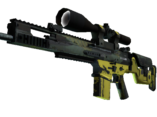 Milspec SCAR-20 Jungle Slipstream