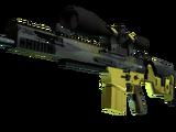 StatTrak™ SCAR-20 | Jungle Slipstream (Minimal Wear)