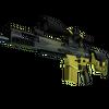 StatTrak™ SCAR-20   Jungle Slipstream <br>(Minimal Wear)