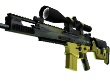 Skin SCAR-20 | Jungle Slipstream