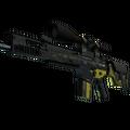 SCAR-20 | Jungle Slipstream <br>(Battle-Scarred)