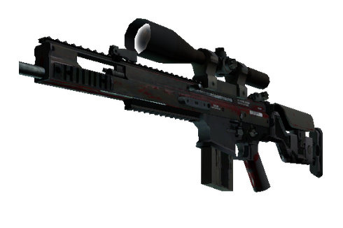 StatTrak™ SCAR-20 | Crimson Web (Battle-Scarred) Prices