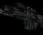 SCAR-20 | Crimson Web (Battle-Scarred)