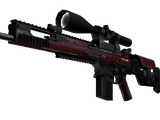 Weapon CSGO - SCAR-20 Crimson Web