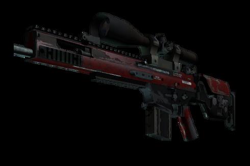 StatTrak™ SCAR-20 | Crimson Web (Well-Worn) Prices