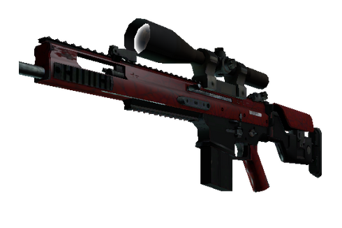 StatTrak™ SCAR-20 | Crimson Web (Minimal Wear) Prices