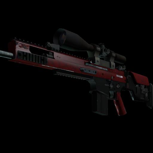 SCAR-20 | Crimson Web - gocase.pro