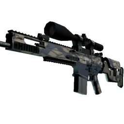SCAR-20 | Stone Mosaico (Factory New)