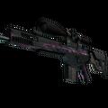 SCAR-20 | Splash Jam <br>(Battle-Scarred)