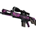 SCAR-20 | Splash Jam <br>(Factory New)