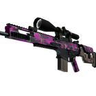 SCAR-20 | Splash Jam (Minimal Wear)