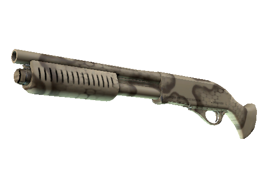 Souvenir Sawed-Off | Snake Camo (Battle-Scarred)