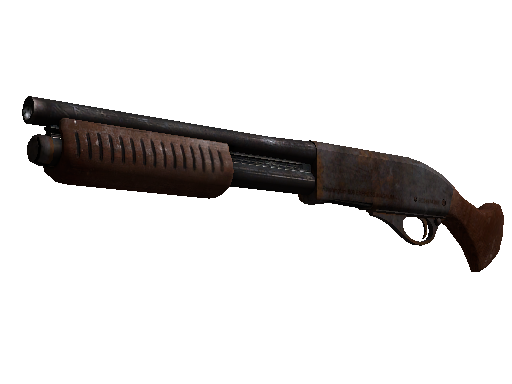 Sawed-Off | Rust Coat Battle-Scarred