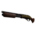 Sawed-Off | Highwayman <br>(Battle-Scarred)