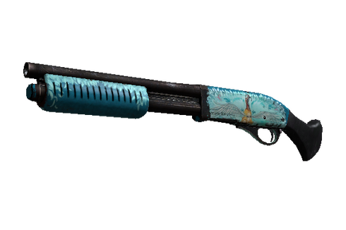 StatTrak™ Sawed-Off | Serenity (Well-Worn) Prices