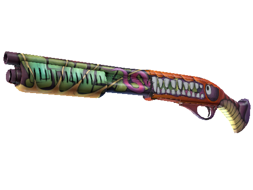 Sawed-Off | Devourer Well-Worn