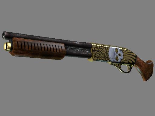 Revolver Sawed-Off Yorick