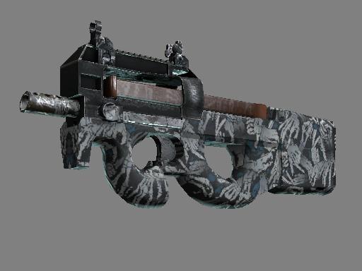 P90 | Death Grip Battle-Scarred