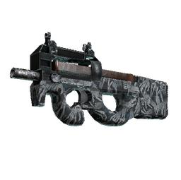 StatTrak™ P90 | Death Grip (Battle-Scarred)